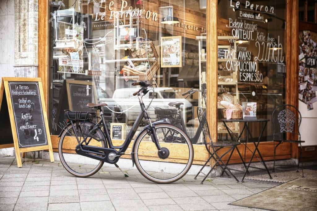 Vélo électrique Gazelle Orange C8
