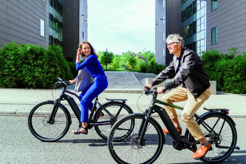 Etude Univélo : une belle progression du vélo en 2016