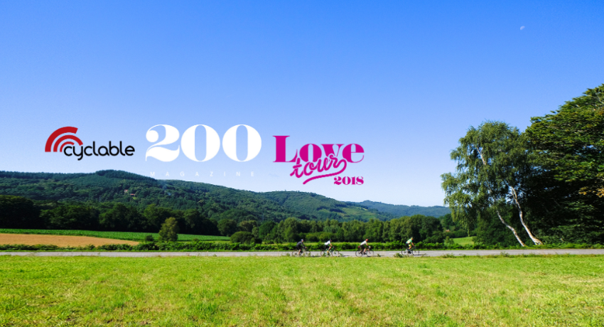 Love Tour 2018 : de Beaulieu en Beaulieu…
