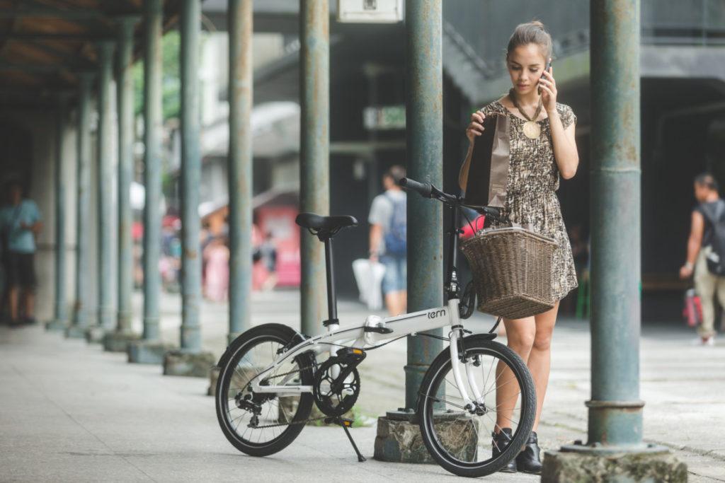 Vélo pliant 20 pouces