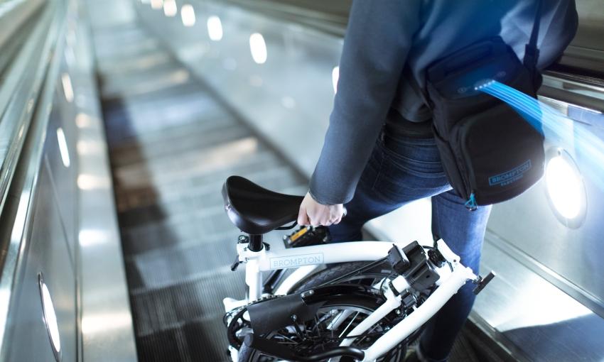 Brompton électrique : la révolution du vélo pliant chez Brompton