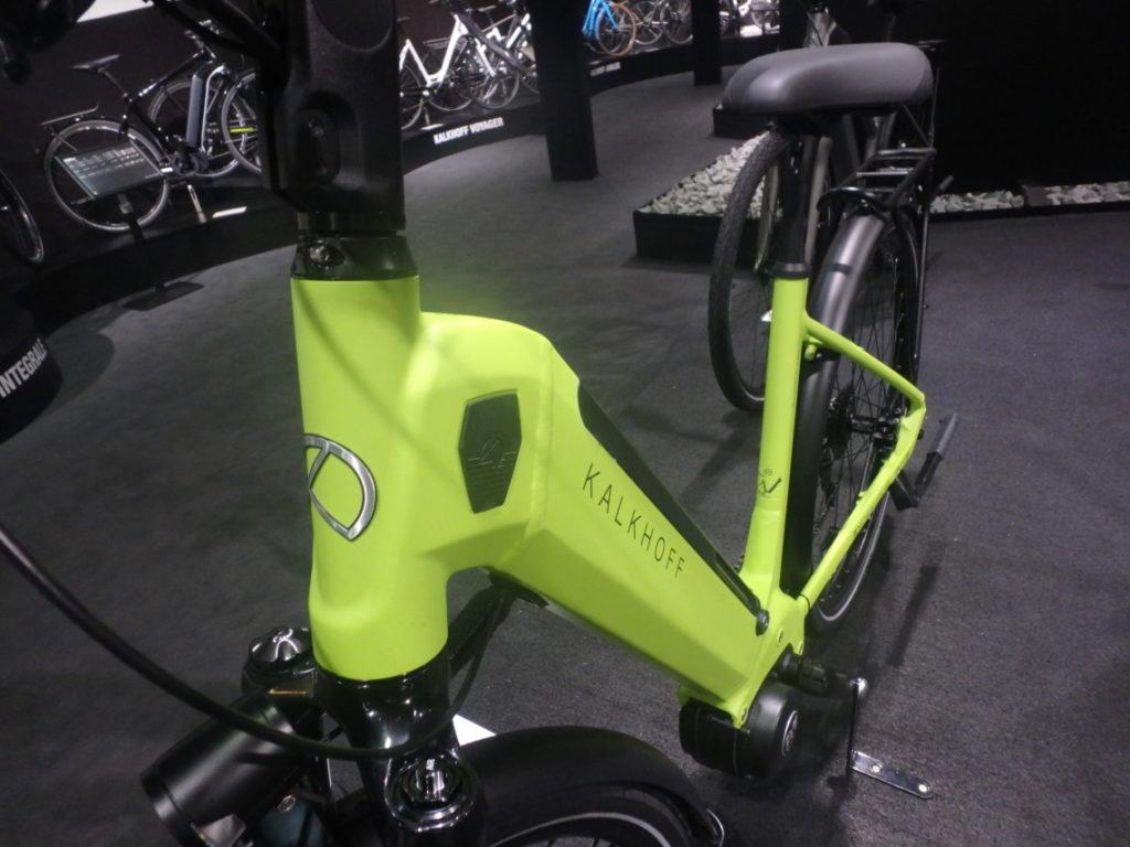 Vélo électrique Kalkhoff Image 2018