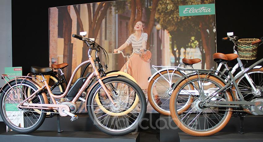 Electra : Présentation de la gamme e-bikes