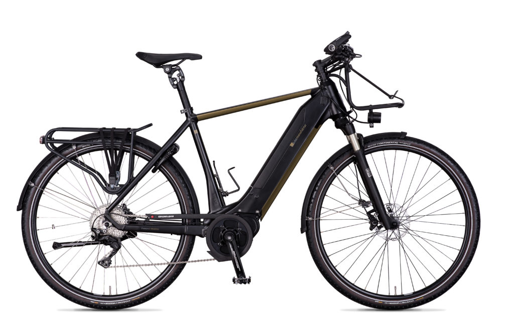 Vélo électrique eBM 19 ZEHN