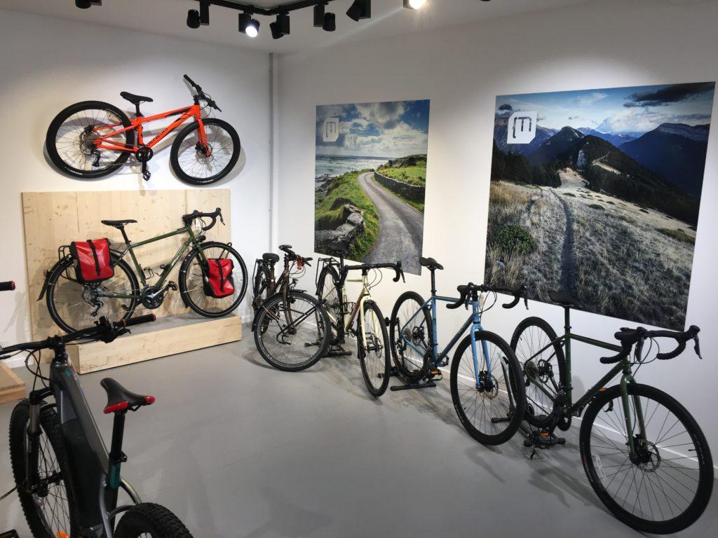 Vélos de randonnée et vélotaf Cyclable Rueil