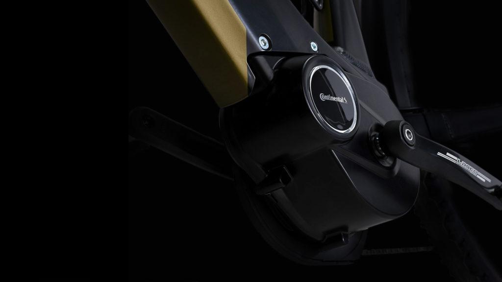 Moteur vélo électrique Continental 48V