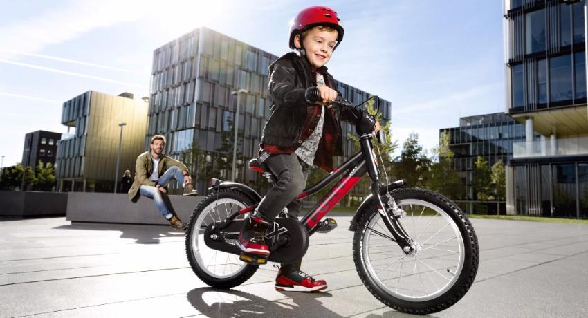 Comment choisir la taille d'un vélo enfant ?