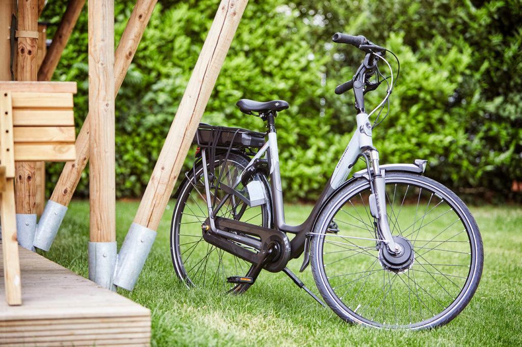 vélo électrique hollandais gazelle c7