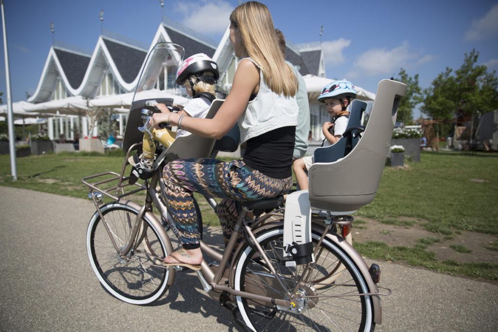 siège porte bébé pour vélo