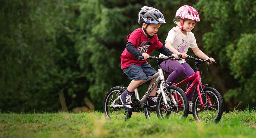 Ridgeback : Des vélos enfants légers et soignés