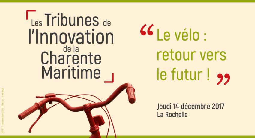 Tribunes de l'innovation «Le vélo : retour vers le futur»