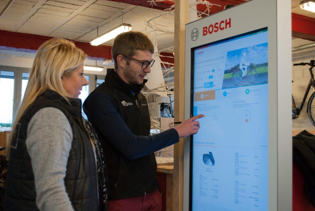 Diagnostic d'un vélo à assistance électrique Bosch