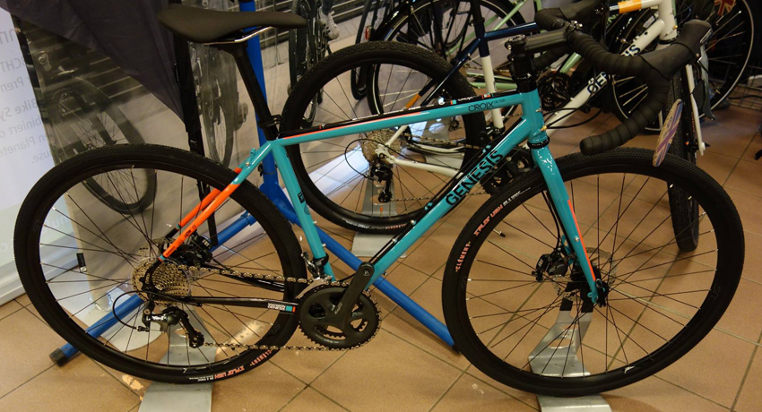 Le Croix de Fer 20 disponible dans une version Madison Genesis Team !