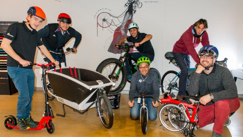 Cyclable Oullins : un magasin de vélos ancré sur le Sud-Ouest lyonnais