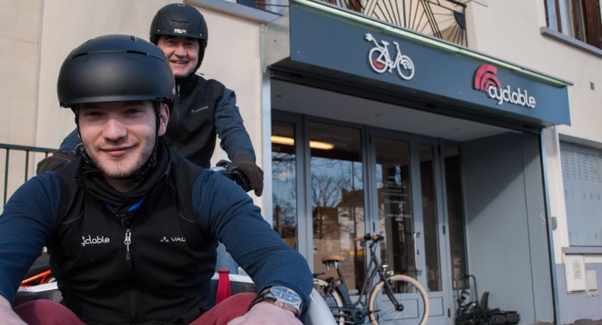 Magasin de vélos électriques à Maisons-Alfort : de Loisicycle à Cyclable