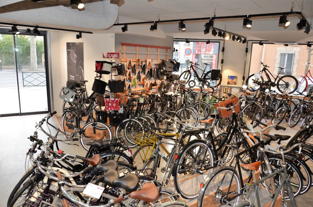 Vélos de ville et vélos électriques magasin Cyclable