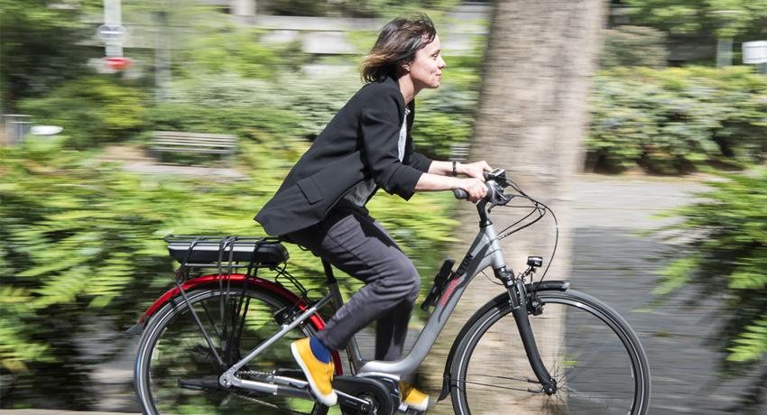 Myvélo'v, le vélo électrique en location longue durée par Cyclable Entreprises