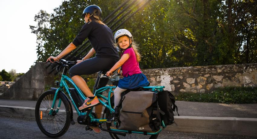 Vélo cargo électrique Yuba Boda Boda : changez la vie de votre famille !