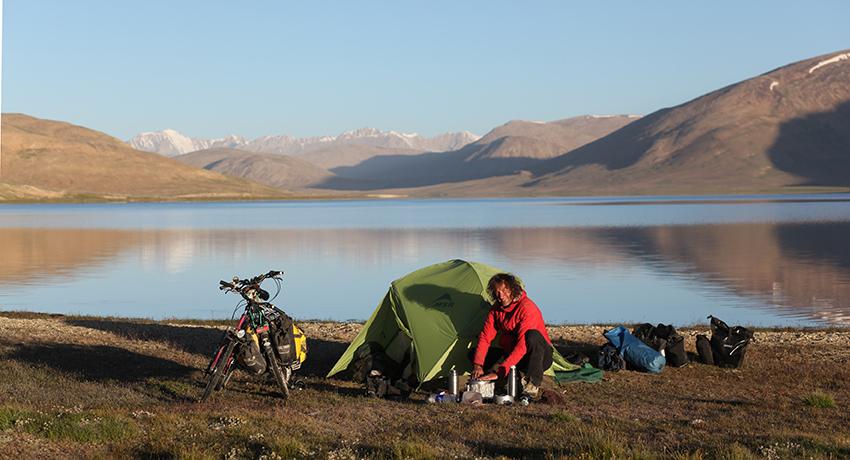 Le voyage à vélo par Claude Marthaler : «Cyclo ergo sum»