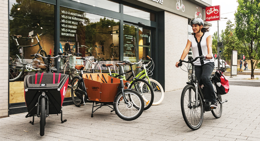 Le vélo électrique a changé leur vie…