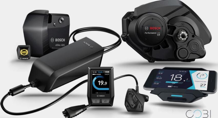 Détails de toutes les nouveautés Bosch 2019