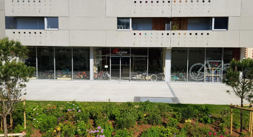 Cyclable implante un nouveau magasin de vélos à Bayonne