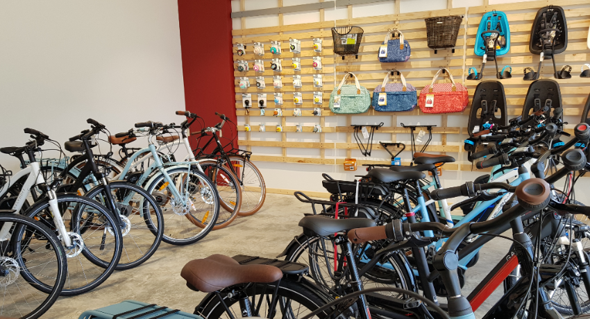 Présentation des vélos Cyclable Bayonne
