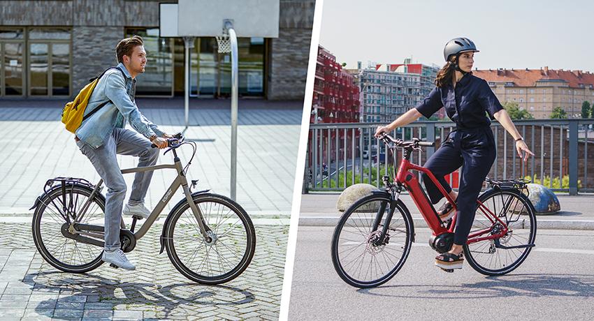 Le vélo musculaire est-il par définition un vélo non électrique ?