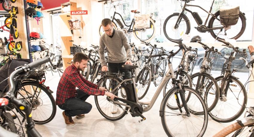 Vélo électrique : grandes notions sur l'assistance électrique