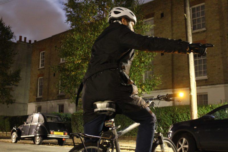 Clignotants pour vélo la nuit
