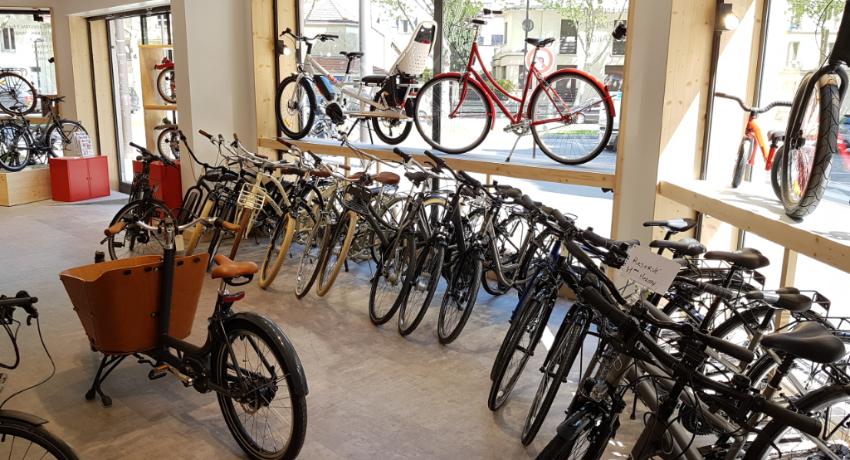 Cyclable Paris 14 : du vélo électrique, et pas seulement !