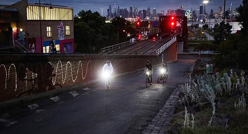 Quel éclairage pour mon vélo ?