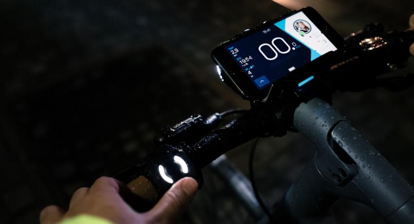 Be smart ! Trouvez votre accessoire vélo connecté chez Cyclable