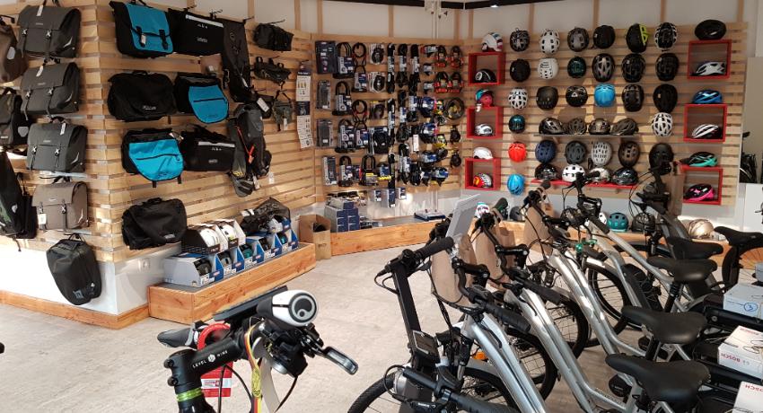 Gamme de vélos électriques Moustache à Cyclable Châtenay Malabry
