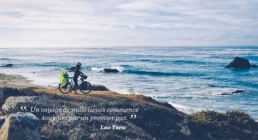 Citation de Lao Tseu sur le voyage