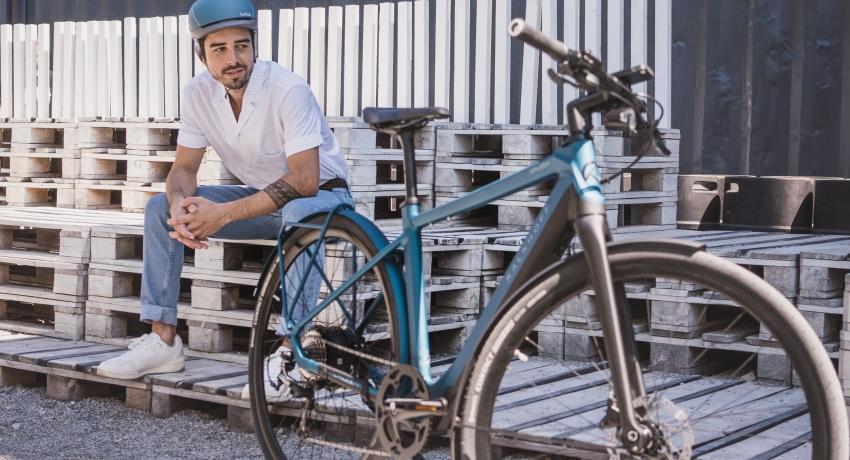 Vélo électrique design Kalkhoff Berleen 2019