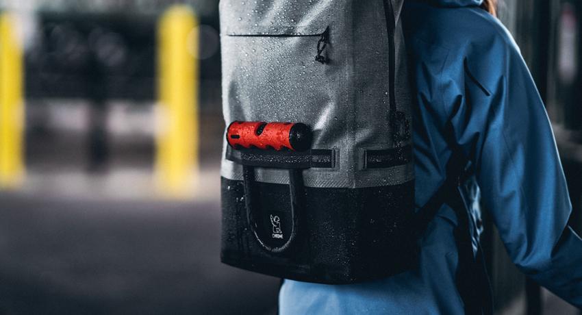 Chrome: choisir un sac à dos cycliste ou un messenger bag ?