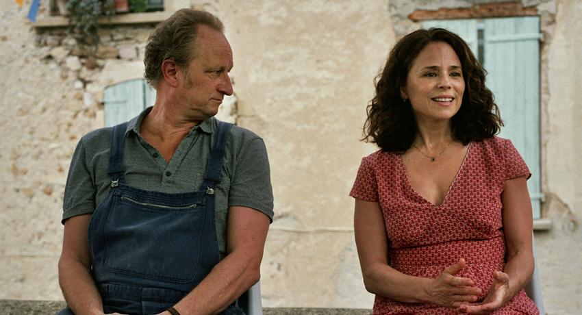 Raoul Taburin et sa femme à St Cérons