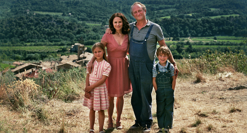 Raoul Taburin et sa famille