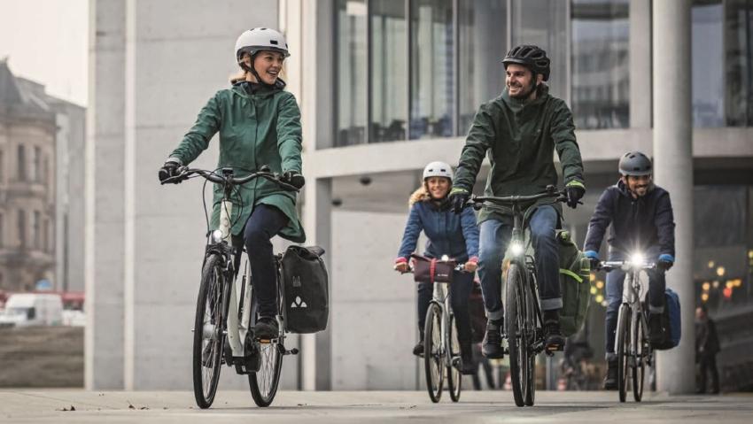 Le vélo électrique l'hiver : quelles sont les précautions d'usage ?