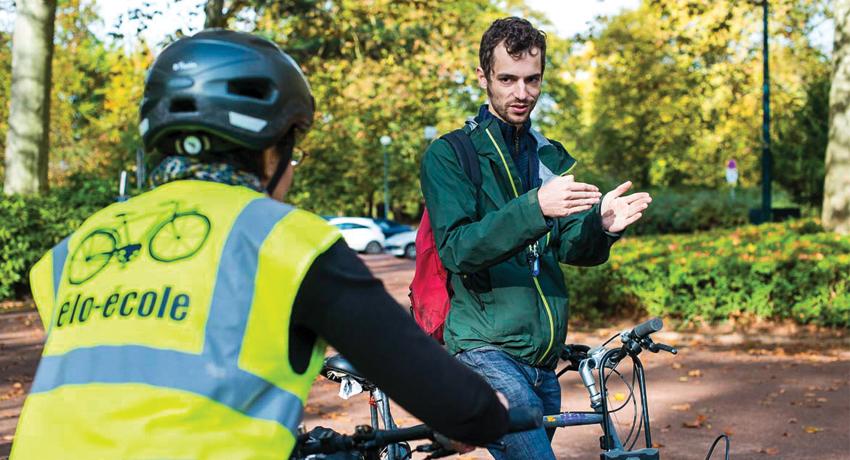Education et vélo: comment faire émerger une génération vélo?