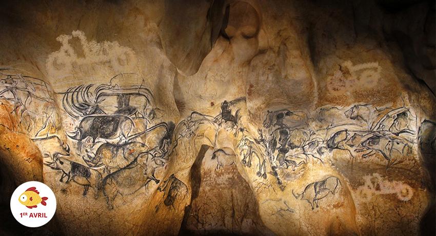 Scoop : des chercheurs trouvent des dessins de vélos cargos dans une grotte préhistorique