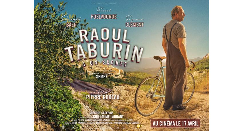 Raoul Taburin : le livre culte de Sempé adapté au cinéma par Pierre Godeau