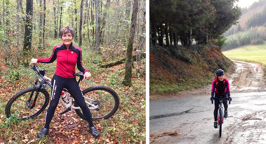 Bikepacking : « l'art d'aller à l'épure » selon Patricia Berthelier