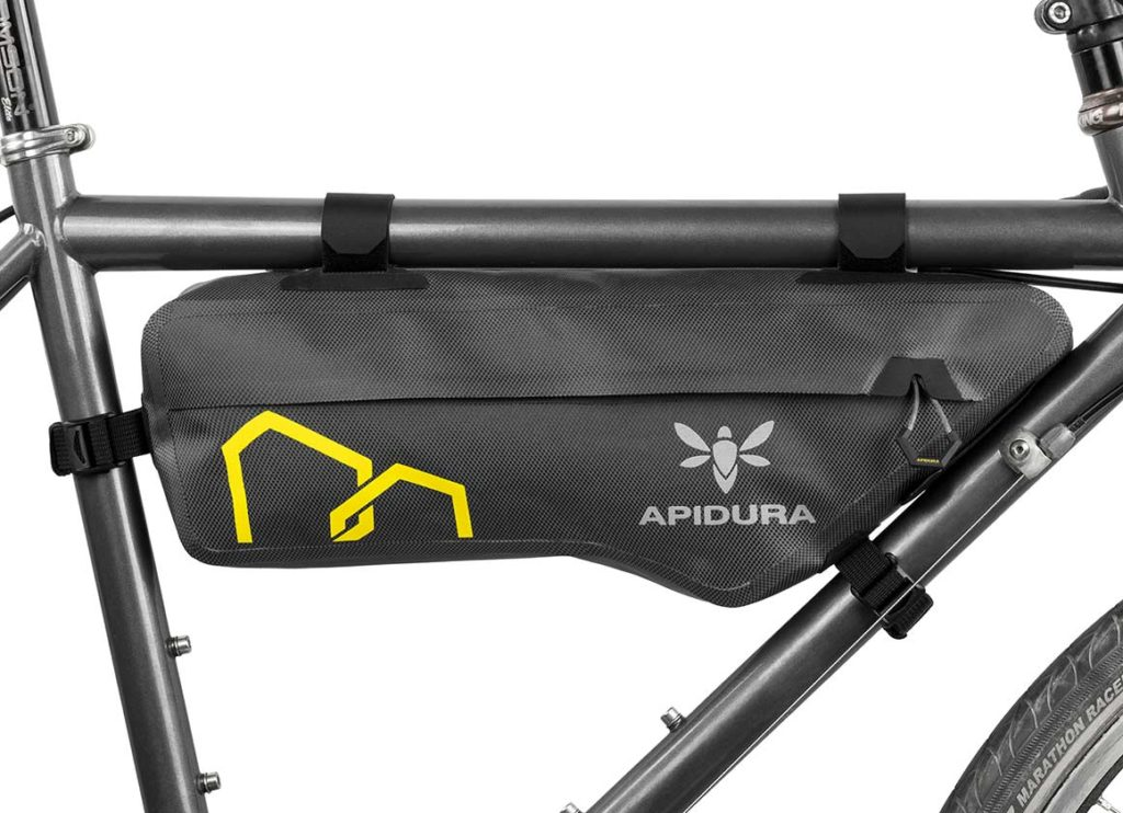 Gamme de sacoches bikepacking Apidura Expedition