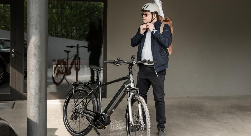 Vélos Kalkhoff plus et XXL : zoom sur des vélos ultra-robustes