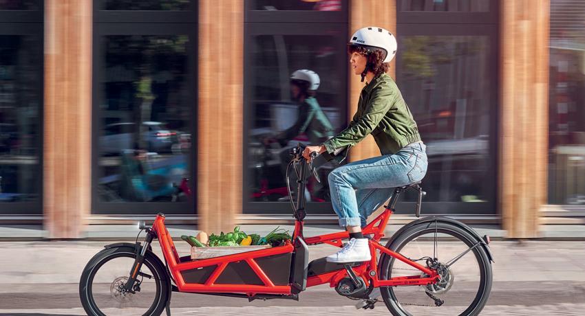 Motorisations Bosch spéciales vélo cargo cargoline