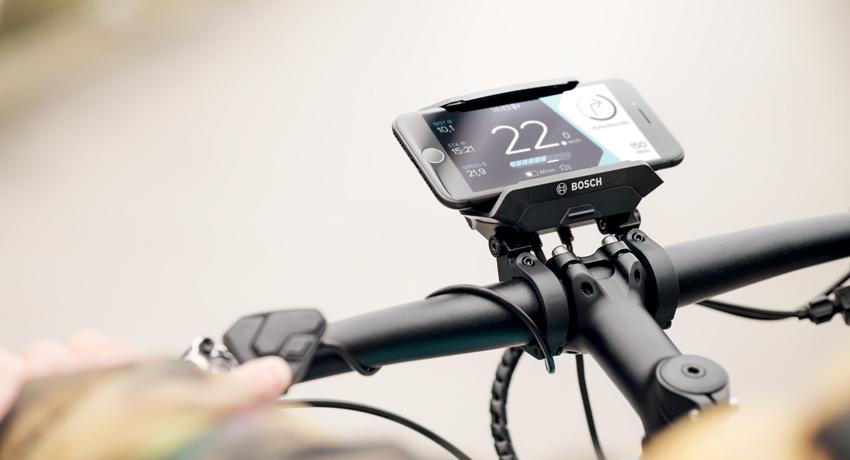 Système de connectivite Bosch Smartphonehub