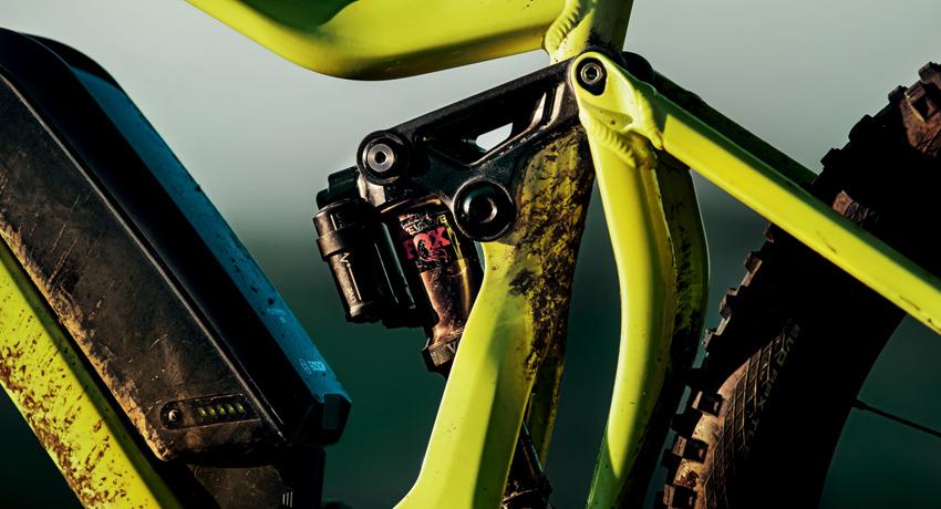 Système Bosch e-suspension console kiox 2020