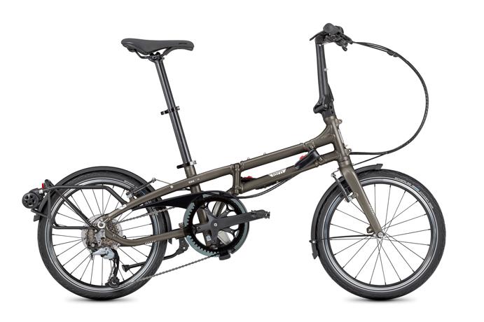 Vélo pliable Tern BYB dans ses 4 déclinaisons